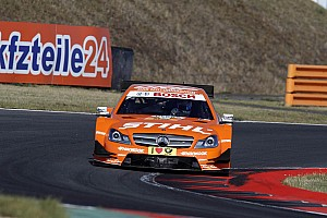 DTM Qualifying report Mercedes' Wickens in 11th position on grid at Oschersleben
