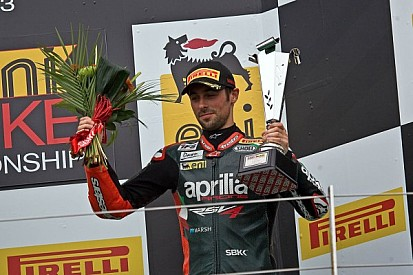 Laverty doubles up with victory in race 2 at Istanbul