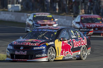 Whincup and Dumbrell win first Pirtek Enduro Cup race at Sandown
