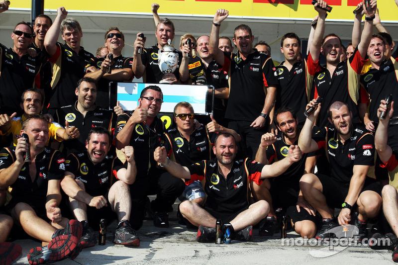 Lotus hits back by signing Ferrari man - report