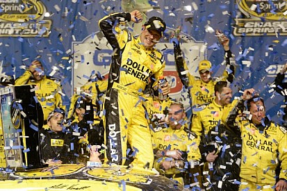 Prediction confirmed: Kenseth takes the first of the 10 Chase races
