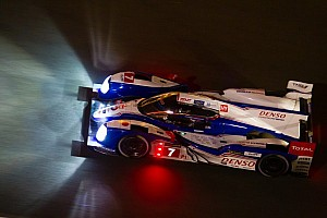 WEC Breaking news Both Toyota Hybrids will contest their home event in Fuji