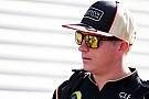 Ferrari 'insane' to sign Raikkonen - Villeneuve