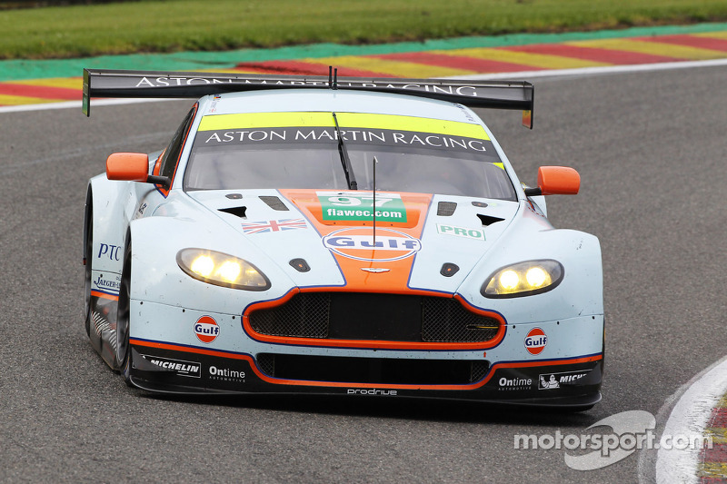 Oliver Gavin to join Aston Martin at Circuit of the Americas