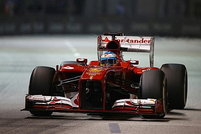 Alonso shoots down McLaren switch rumours