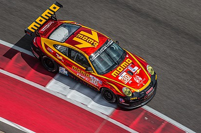Edwards nabs another front row start in GTC class at COTA