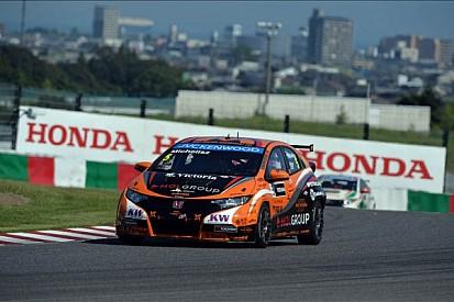 Michelisz claims pole as others fail at Suzuka