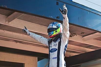King crowned at Nurburgring, Guimaraes wins, Calderon on podium