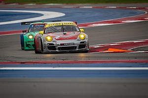 ALMS Race report Missed podium in Texas for Pumpelly