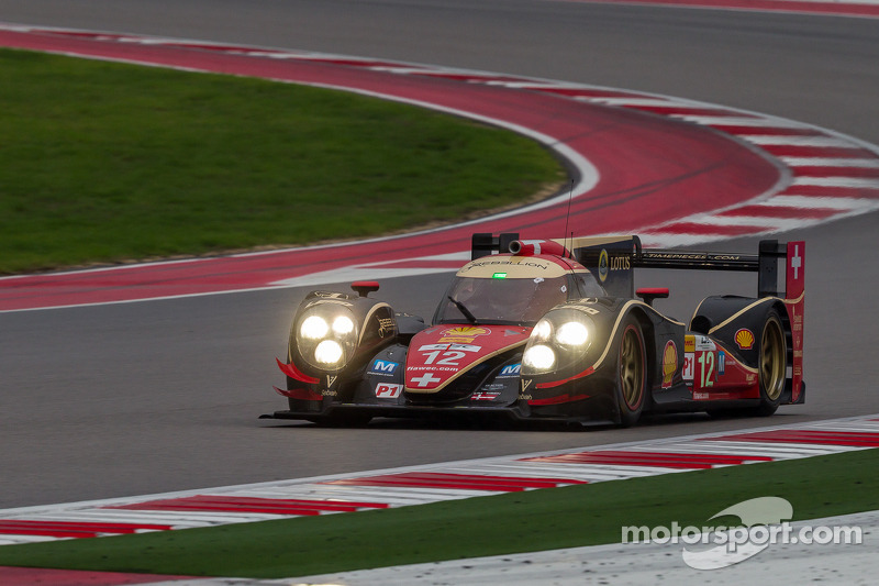 Strong result at the Circuit Of The Americas for REBELLION Racing