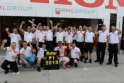 Yvan Muller seals in Suzuka the 2013 Drivers' Title with an insurmountable points lead