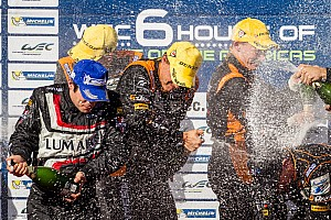 WEC Race report Conway secures victory at Circuit of the Americas