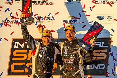 BAR1 Motorsports' Marcelli and Cumming win at Austin