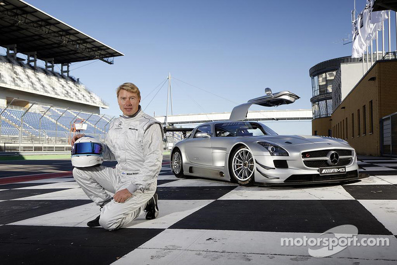 Mika Hakkinen joins Erebus Motorsport for GT Asia event