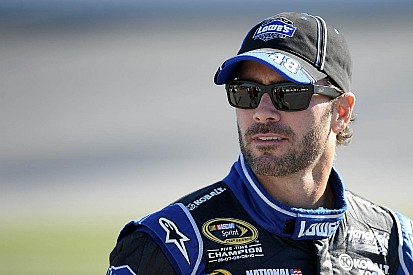 Jimmie Johnson has done the Monster Mash seven times from victory lane at Dover