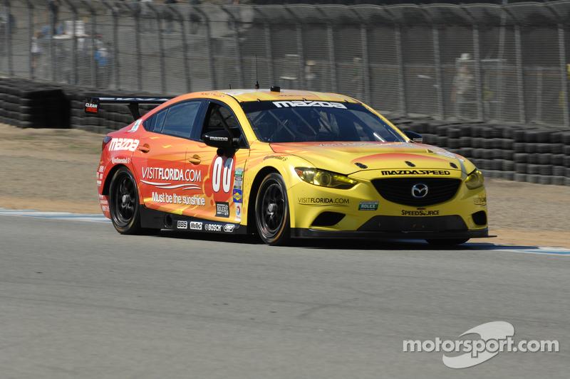 Mazda Motorsports keep hopes high for race at Laguna Seca