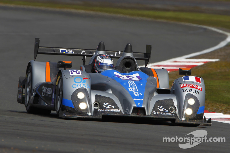 Team Endurance Challenge wants to finish in style at Paul Ricard