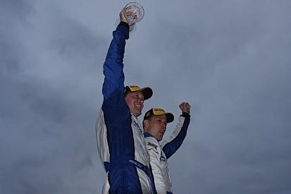 Borcheller, LaMarra capture Championship in thriller ST finale