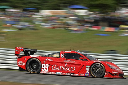 Alex Gurney and Jon Fogarty finish 3rd at Lime Rock Park season finale