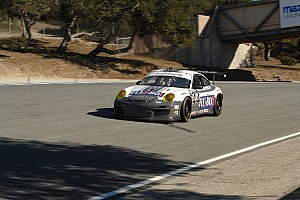 Grand-Am Race report Porsche customer teams close series season at Lime Rock Park