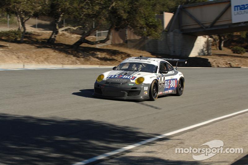 Porsche customer teams close series season at Lime Rock Park