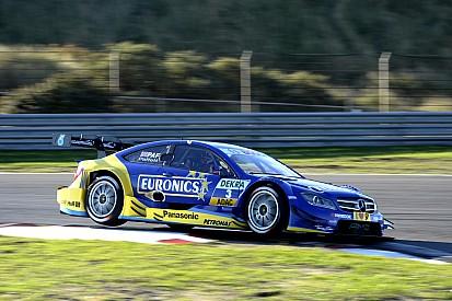 Mercedes' Paffett in ninth position at Zandvoort