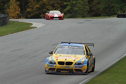 Michael Marsal finishes 2013 season with two top-10 finishes at Lime Rock