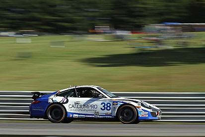 Pumpelly brings home podium and GX Championship for BGB Motorsports