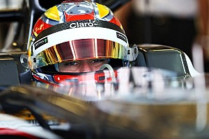Formula 1 Breaking news Frijns splits with Hulkenberg manager Heinz