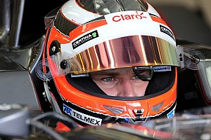 Formula 1 Rumor Report - Hulkenberg too heavy for 2014 McLaren