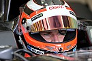 Report - Hulkenberg too heavy for 2014 McLaren