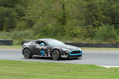 Wild race for TRG-AMR North America in CTSCC GS at Lime Rock results in a fourth