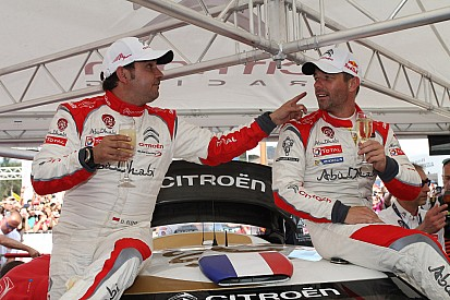 A date with history for Citroen Racing