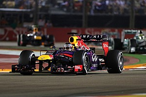Formula 1 Breaking news Red Bull to further 'enhance' traction system - Vettel