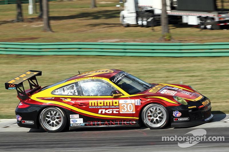 The MOMO NGT Motorsport Team chasing precious points in penultimate race