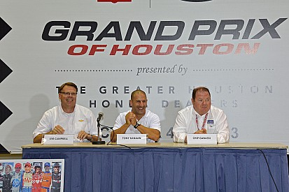 Chevrolet and Chip Ganassi Racing: Jim Campbell and Chip Ganassi talks about the agreement