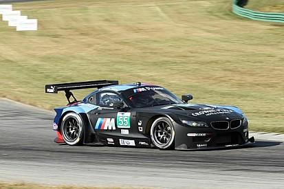 Martin scores third straight GT Pole for BMW Team RLL