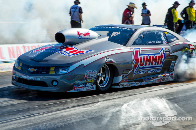 Lucas, J.Force, Line and Ray take top qualifying spots at the Maple Grove Raceway Nationals