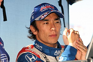 IndyCar Race report Sato wins pole for Foyt in Houston; has trouble in race one