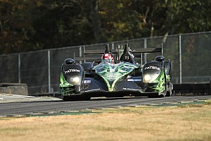 ALMS Race report Second place finish for ESM Patrón at VIR