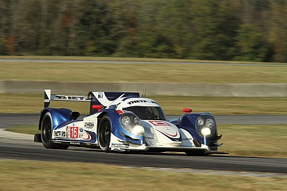 After leading 31 laps, Dyson Racing ended up finishing in second place at VIR