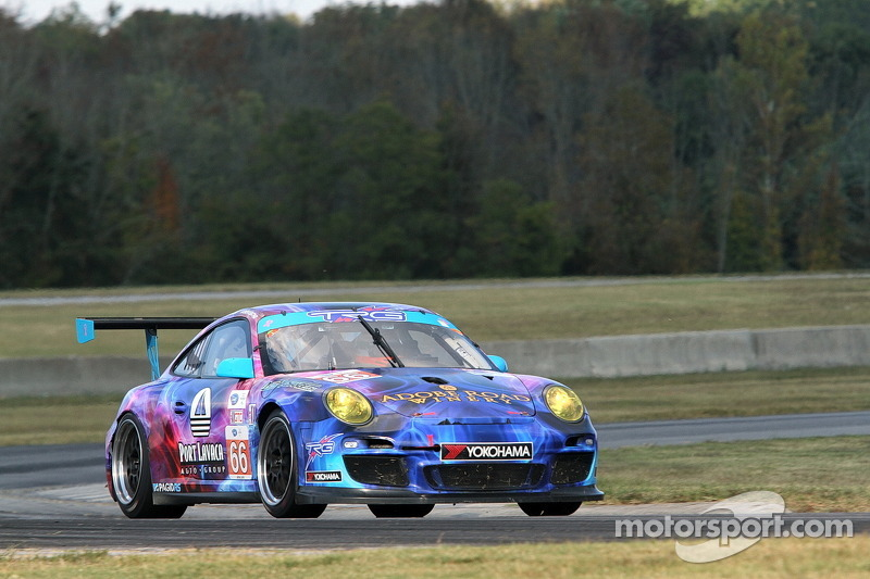A perfect weekend for Keating/Faulkner and TRG at VIR