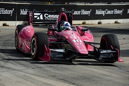 Franchitti injuries include a spinal fracture