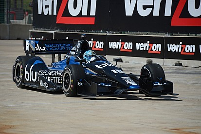 Jakes and Rahal finished 17th and 18th Sunday in Houston