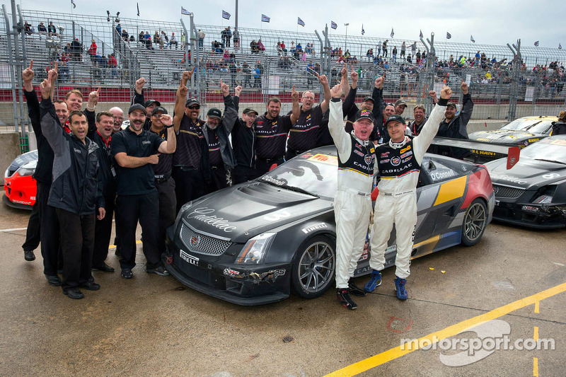 O'Connell and Aschenbach win at Houston, claim Drivers' Championships