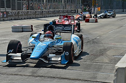 Pagenaud 6th and Vautier 11th in Race 2 at the GP of Houston