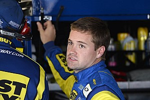 NASCAR Cup Interview Ricky Stenhouse Jr. talks about his rookie season with Charlotte ahead