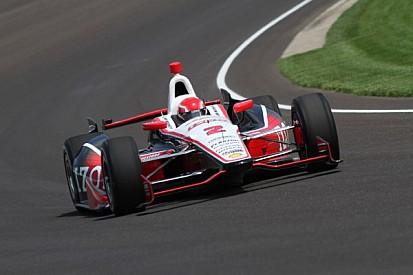 AJ Allmendinger back with Penske for IndyCar finale in California