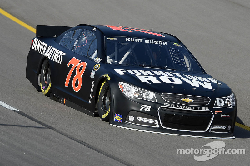 Busch developing a fondness for 1.5-mile venues