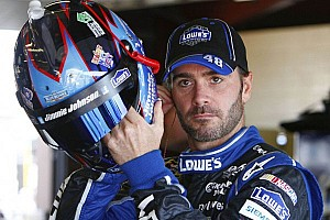 NASCAR Cup Preview Charlotte success has Johnson aiming for points lead